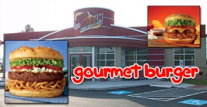 Red Robin Gourmet Burger